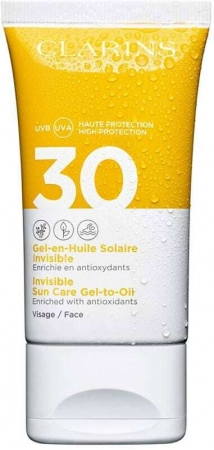 Clarins Sun Care Cream SPF30 Sun Body Lotion 150ml