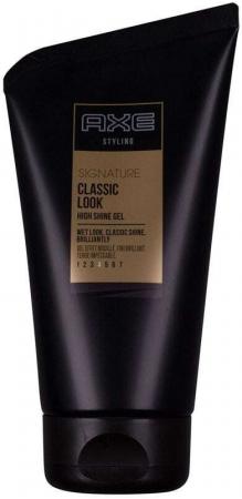 Axe Styling Signature Classic Look Hair Gel 125ml (Medium Fixation)