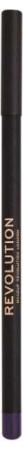 Makeup Revolution London Kohl Eyeliner Eye Pencil Purple 1,3gr