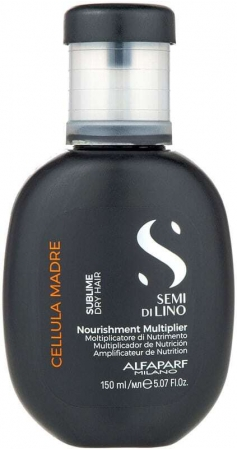 Alfaparf Milano Semi Di Lino Sublime Nourishment Multiplier Hair Serum 150ml (Dry Hair)