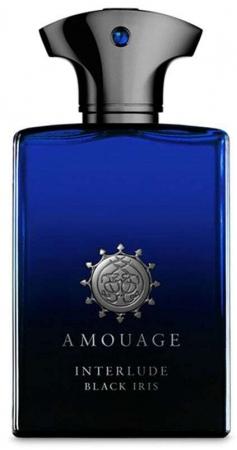 Amouage Interlude Man Black Iris Eau de Parfum 100ml