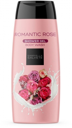 Gabriella Salvete Shower Gel Romantic Rose Shower Gel 250ml