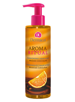 Dermacol Aroma Ritual Liquid Soap Belgian Chocolate 250ml Belgian Chocolate