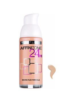 Maybelline Affinitone 24H Foundation SPF19 30ml 10 Ivory