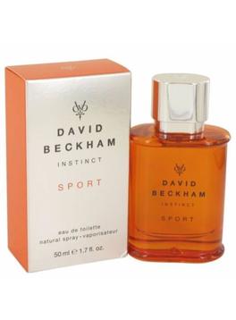 DAVID BECKHAM Instinct Sport Men EDT 50ml