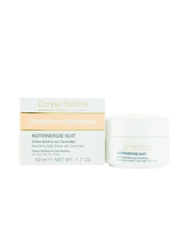 Coryse Salome 50ml Nutrinergie Nuitnight Cream With Ceramides Dry Skin