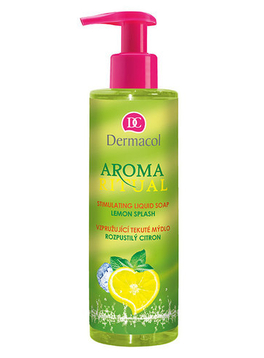 Dermacol Aroma Ritual Liquid Soap Lemon Splash 250ml Lemon Splash