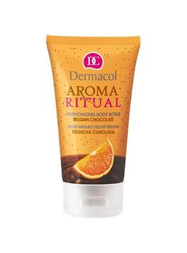 Dermacol Harmonizing Body Scrub Belgian Chocolate With Orange 150ml