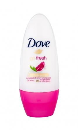 Dove Go Fresh Pomegranate Antiperspirant 50ml Alcohol Free 48h (Roll-on)