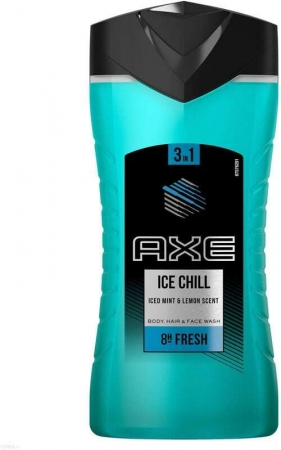 Axe Ice Chill Shower Gel 50ml