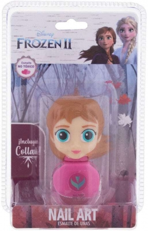 Disney Frozen II Anna 3D Nail Polish Nail Polish Tapa Anna 4ml