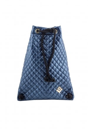 Dourvas Remvi Backpack Metallic Blue