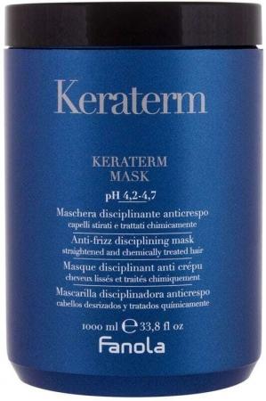 Fanola Keraterm Hair Mask 1000ml (Weak Hair)