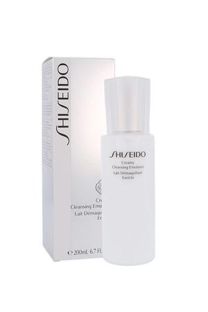 Shiseido Creamy Cleansing Emulsion Cleansing Emulsion 200ml (All Skin Types)