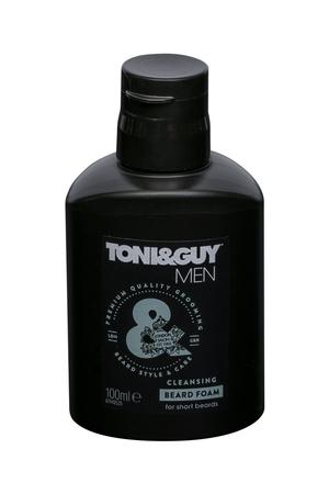 Toni Men Cleansing Beard Foam Cleansing Mousse 100ml (All Skin Types)