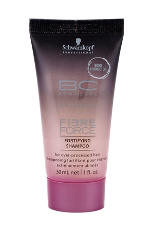 Schwarzkopf Bc Bonacure Fibreforce Fortifying Shampoo 30ml (Damaged Hair)