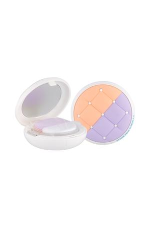 Physicians Formula Mineral Wear Cushion Corrector + Primer Duo Corrector 10ml Spf20 Peach/lavender