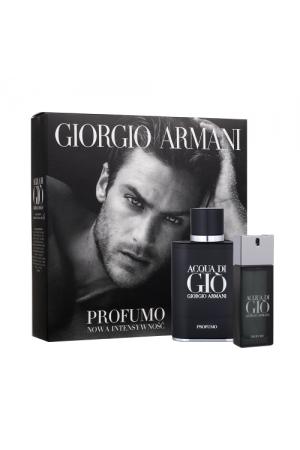 Giorgio Armani Acqua Di Gio Profumo Eau De Parfum 75ml & Eau De Parfum 20ml