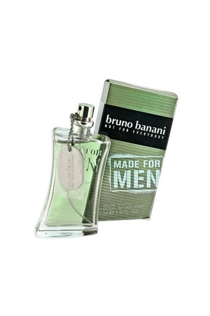Bruno Banani Made For Men Eau De Toilette 50ml