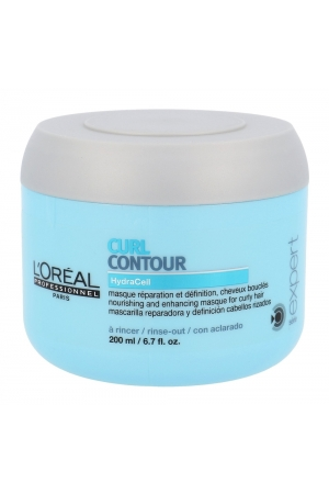 L/oreal Professionnel Serie Expert Curl Contour Hair Mask 200ml (Curly Hair)