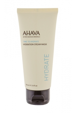 Ahava Essentials Time To Hydrate Face Mask 100ml (All Skin Types - For All Ages)