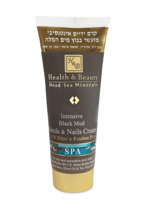 Intensive Mud Hands & Nails Cream