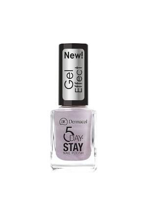 Dermacol 5 Day Stay Gel Effect Nail Polish 12ml 31 Bijoux