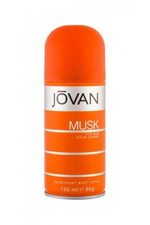 Jovan Musk For Men Deodorant 150ml (Deo Spray)