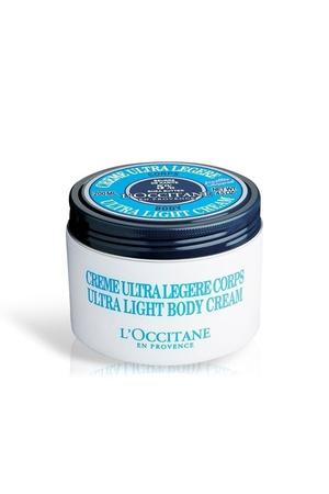 L/occitane Shea Butter Ultra Light Body Cream 200ml