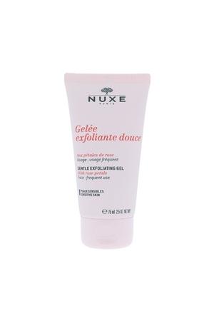 Nuxe Rose Petals Cleanser Gentle Exfoliating Gel Peeling 75ml
