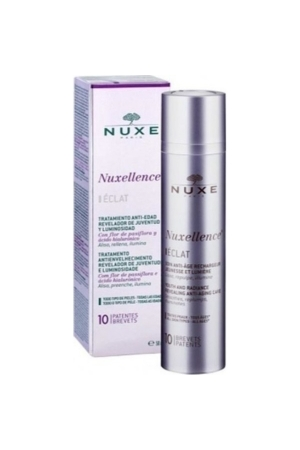 Nuxe Nuxellence Eclat Youth And Radiance Anti-age Care Facial Gel 50ml (All Skin Types - For All Ages)