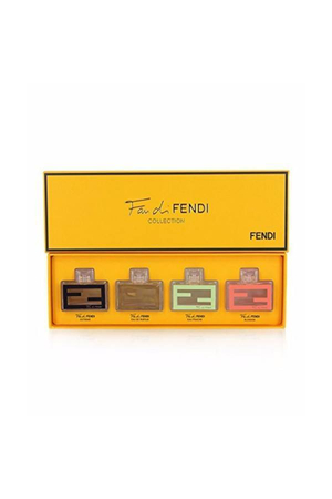 Fendi Fan Di Mini Set 4X4ml - 4ml Eau De Parfum Extreme & 4ml Eau De Parfum & 4ml Eau De Toilette Eau Fraiche & 4ml Eau De Toilette Fan Di Fendi Blossom