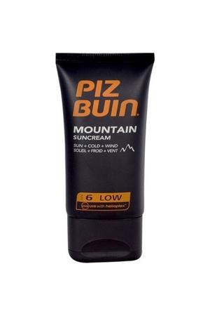 Piz Buin Mountain Face Sun Care 40ml Spf6