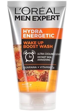 L/oreal Paris Men Expert Hydra Energetic Cleansing Gel 100ml Wake-up Effect (All Skin Types)