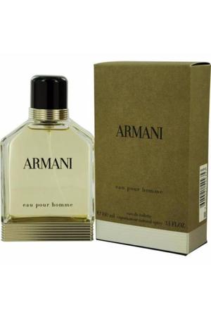 Giorgio Armani Eau Pour Homme 2013 Eau De Toilette 100ml