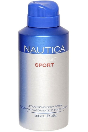 Nautica Voyage Sport Deodorant 150ml (Deo Spray)