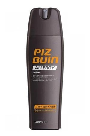 Piz Buin Allergy Sun Sensitive Skin Spray Sun Body Lotion 200ml Spf50
