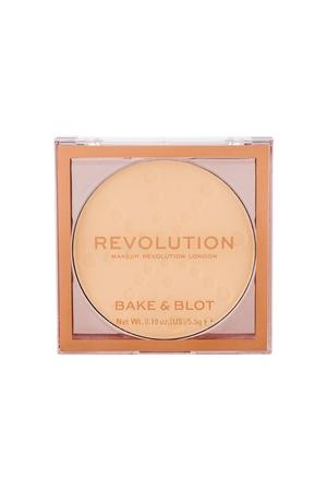 Makeup Revolution London Bake Blot Powder 5,5gr Banana
