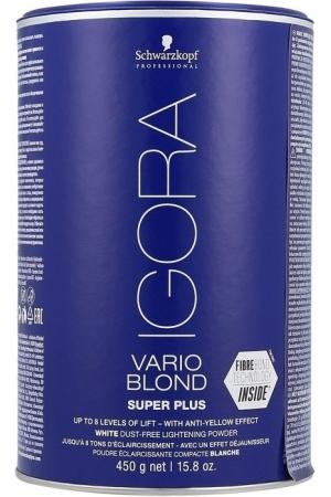 Schwarzkopf Igora Vario Blond Super Plus 450g