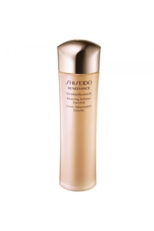 Shiseido Benefiance Wrinkle Resist 24 Softener Enriched Cleansing Water 150ml (Dry)
