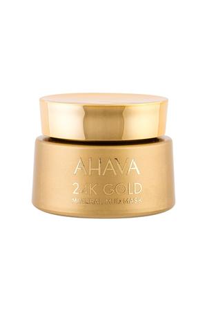 Ahava 24k Gold Mineral Mud Face Mask 50ml (All Skin Types - Mature Skin)