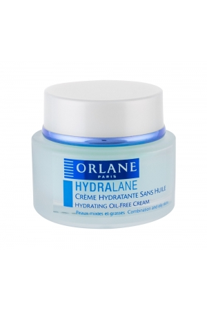 Orlane Hydralane Hydrating Oil-free Cream Day Cream 50ml (Oily - Mixed - For All Ages)