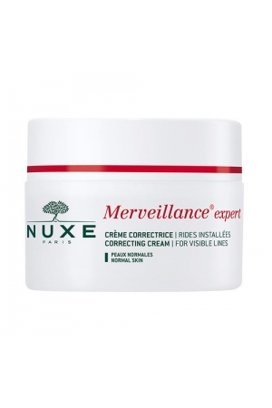 Nuxe Merveillance Visible Lines Correcting Cream Day Cream 50ml (Normal - Wrinkles)