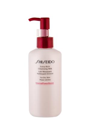 Shiseido Essentials Extra Rich Cleansing Milk 125ml (Dry)