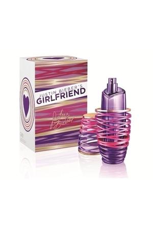 Justin Bieber Girlfriend Eau De Parfum 15ml