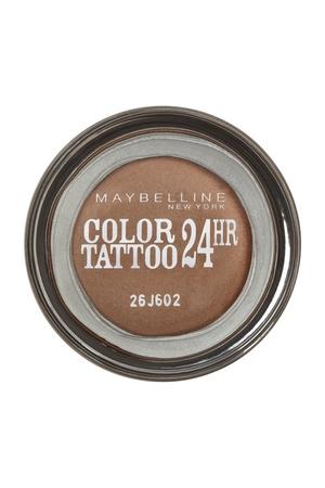 Maybelline Color Tattoo 24H Gel-Cream Eyeshadow 4G 65 Pink Gold