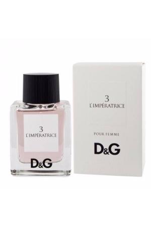 Dolce&gabbana D&g Anthology L/imperatrice 3 Eau De Toilette 50ml