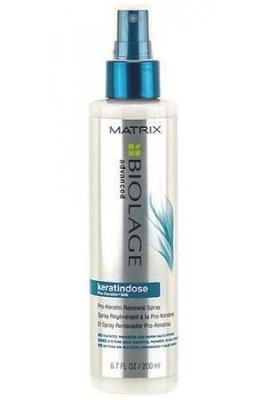 Matrix Biolage Keratindose Pro Keratin Renewal Hair Oils And Serum 200ml