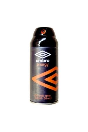 Umbro Energy Deodorant 150ml (Deo Spray)