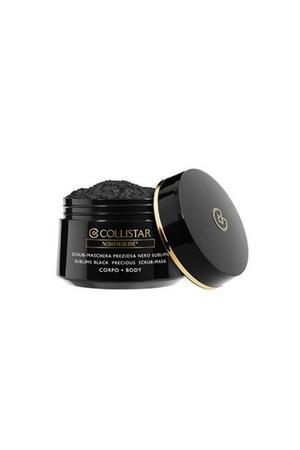 COLLISTAR Sublime Black Precious Scrub-Mask zluszczajaca maska do ciala 450g